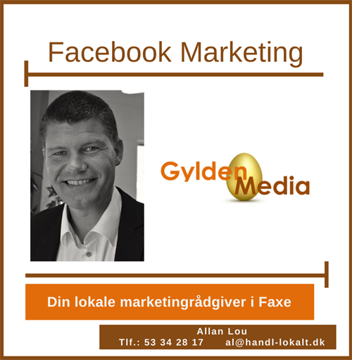 Facebook Marketing Faxe