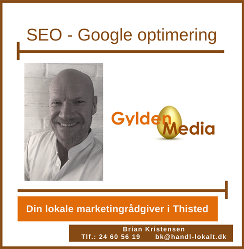 SEO Google optimering Thisted